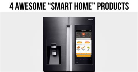 the coolest quot smart home quot products trending home news