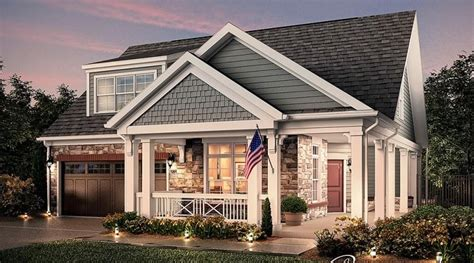 Small Ranch Style Floor Plans Epcon Adds Porches To Award Winning Floor Plans