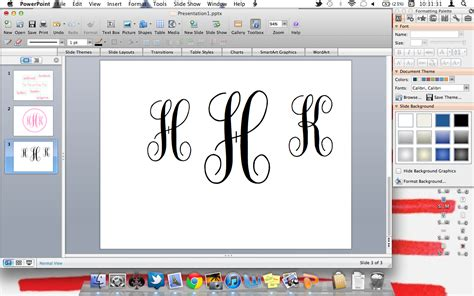 Free Monogram Wallpaper Maker