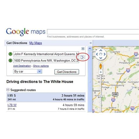 get map directions how to get driving directions with maps