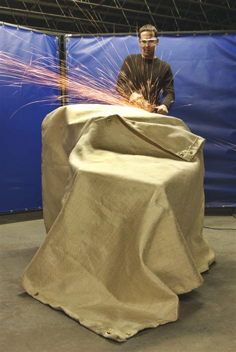 Fiber Glass Shower by Fire Retardant Welding Blankets For Sale High Temperature