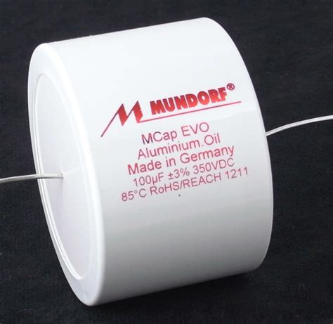 mundorf evo capacitor review madisound speaker components