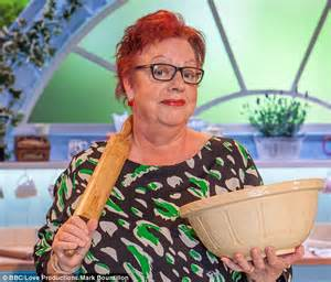 jo brand is up for moving to channel 4 with the great great british bake off hosts sue perkins and mel giedroyc