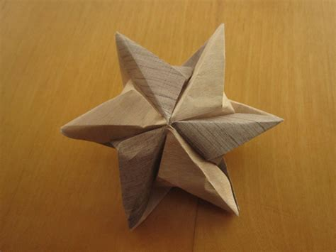 Visible Origami - origami square and other tesselations