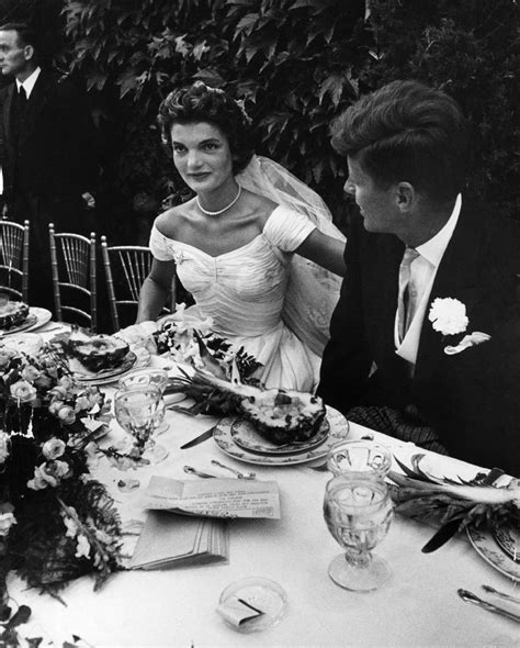 john f kennedy simple biography jfk and jackie s wedding life photos from newport
