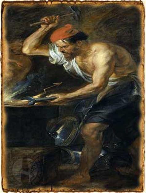 imagenes de hefesto dios del fuego mitos y cartas hefesto dios del fuego mitolog 237 a griega