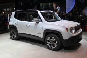 Jeep Cars 2015 2015 Renegade Jeep Downsizes For World