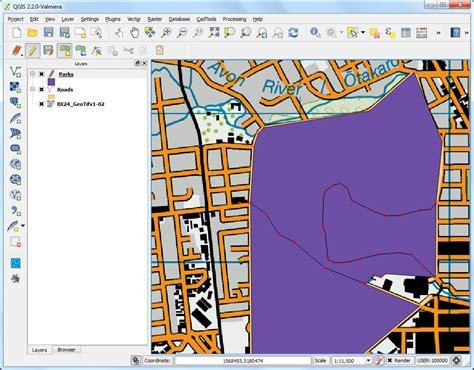 qgis spatialite tutorial 디지타이징 맵 데이터 qgis tutorials and tips