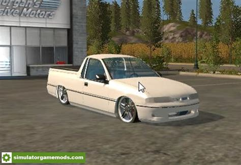 holden vs ute fs17 holden vs commodore ute v1 0 0 0 simulator