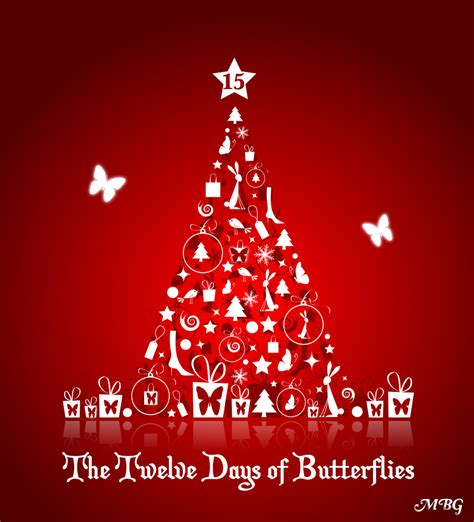 twelve days of butterflies butterfly gift ideas for 2015