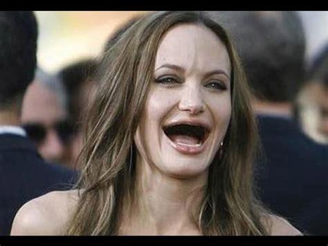 imagenes de negras sin dientes as 237 se ver 237 an las famosas sin dientes youtube