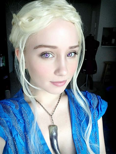 How to: Daenerys Targaryen Halloween Costume   StayGlam