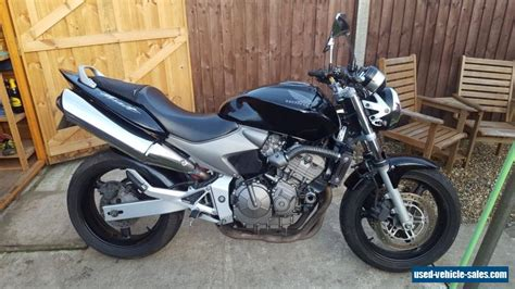 cb 600 for sale 2004 honda cb 600 f 4 for sale in the united kingdom