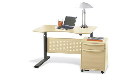 motorized sit stand desk motorized sit stand desk shop conset 501 29 laminate