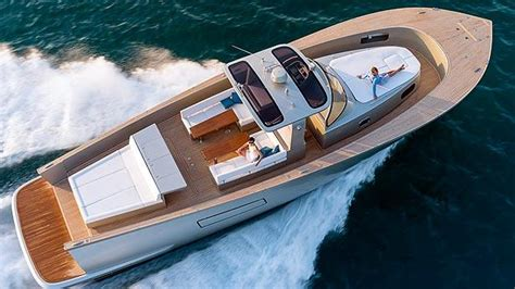 len yacht new alenyacht superyacht tender alen 55 boat international