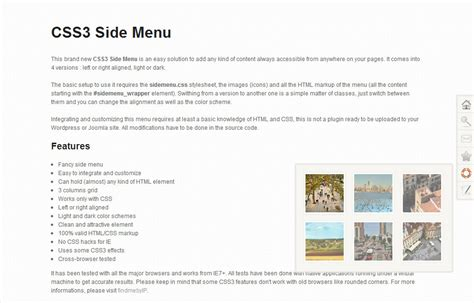 side menu template side menu template 28 images hybrid apps with angular