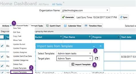 How To Create And Use Office 365 Planner Task Plan Template Apps4 Pro Office 365 Planner Template