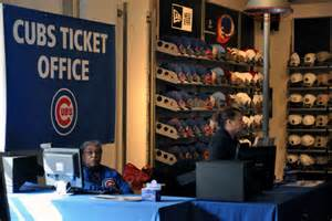 Cubs Ticket Office cub fan tributes the crabby cub fan waiting4cubs