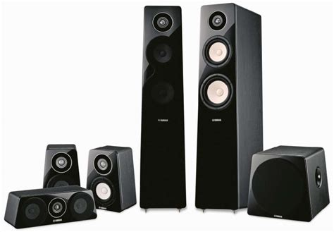 wts yamaha home theatre system brand new