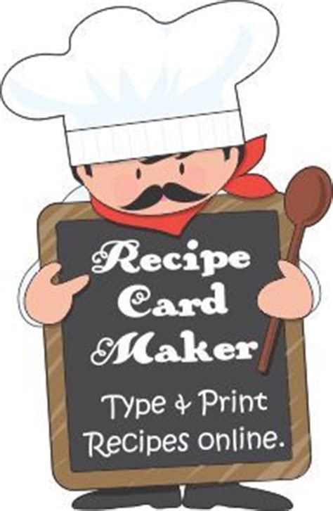 printable recipe card generator christmas printables on pinterest gift tags christmas