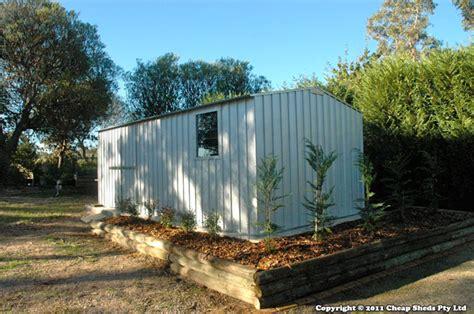 gow backyard shed durabuilt easyshed absco 0410