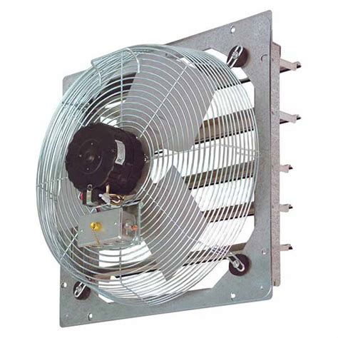 sef shutter mount wall exhaust fans continental fan