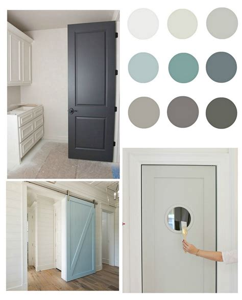 interior color schemes pretty interior door paint colors to inspire you