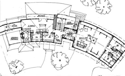 the curve floor plan pattern builders
