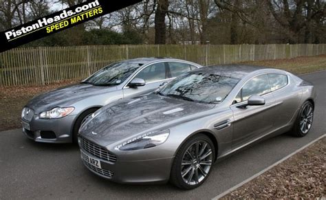 Aston Martin Jaguar by Jaguar Xfr Vs Aston Martin Rapide Pistonheads