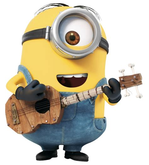 minion with guitar png 42207 free icons and png backgrounds