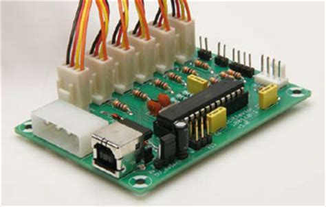 raspberry pi pc fan controller intelligent pc fan controller elektor magazine