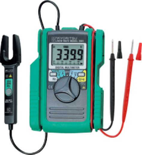 Multitester Kyoritsu kewmate 2001 digital multimeter with ac dc cl sensor products kyoritsu
