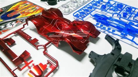 Tamiya Mini 4 Wd Heat Edge Metallic Ver Ma Chassis tamiya 95040 heat edge metallic ma