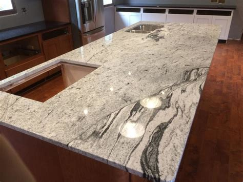 Kitchen Cabinet Door Manufacturers silver cloud granite kitchen indianapolis by indy