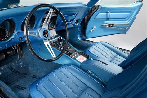 1969 corvette interior 1969 chevrolet corvette l88 convertible 189253