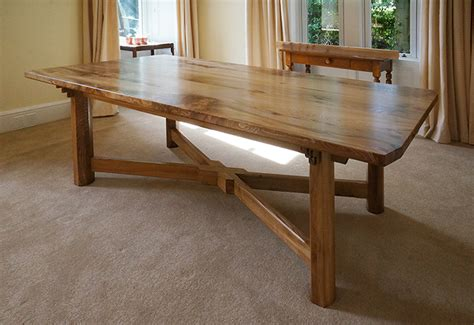 elm dining table manse elm dining table wood studios