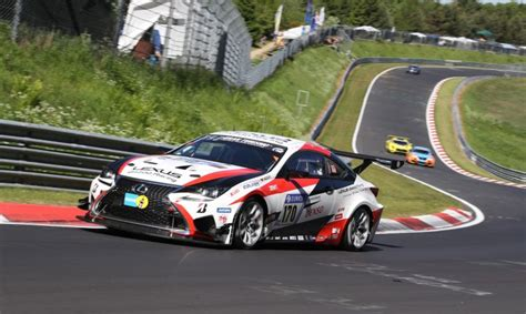 lexus hours lexus rc proves its strength in the 24 hours of