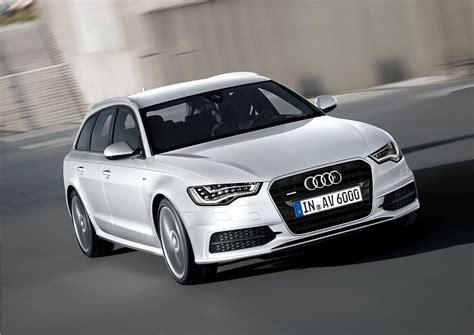 Audi A6 S Line Avant by фотографии Audi A6 Avant S Line 2012