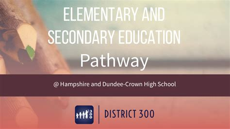 themes secondary education pathways home