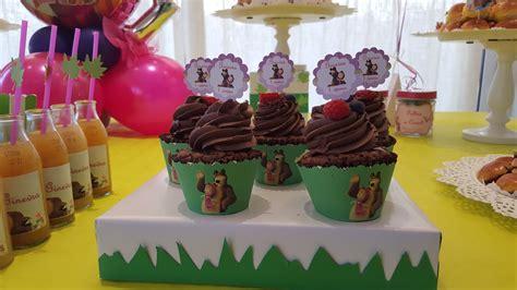 lade da tavolo fai da te muyameno cupcakes de masha y el 1