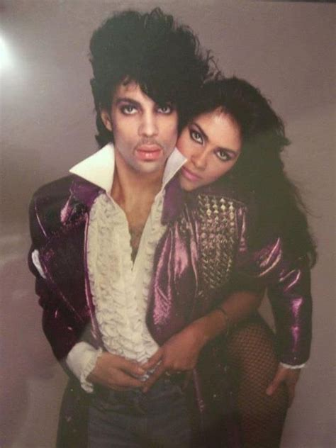 prince and vanity the 80s look