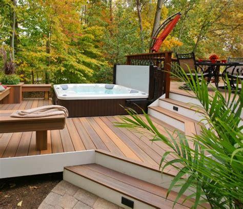 Terrassendielen Holz Oder Wpc by Poolumrandung Aus Holz Oder Wpc Tipps Und Ideen