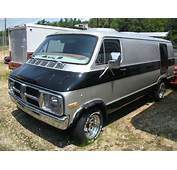 1977 Dodge Custom Van  Classic Ram For Sale