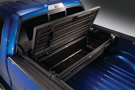 truck bed storage box truxedo tonneaumate truck bed toolbox fast shipping