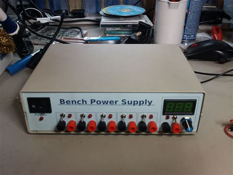 arduino bench power supply bench powersupply my scratchpad