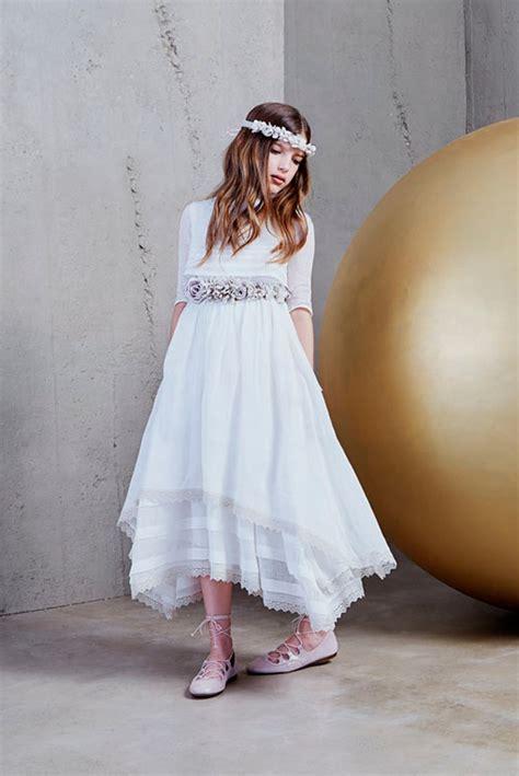 vestidos de primera comunion cortos 161 c 243 modos originales y rom 225 nticos diez vestidos cortos