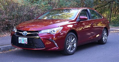 2016 Toyota Camry 2016 Toyota Camry Review Digital Trends
