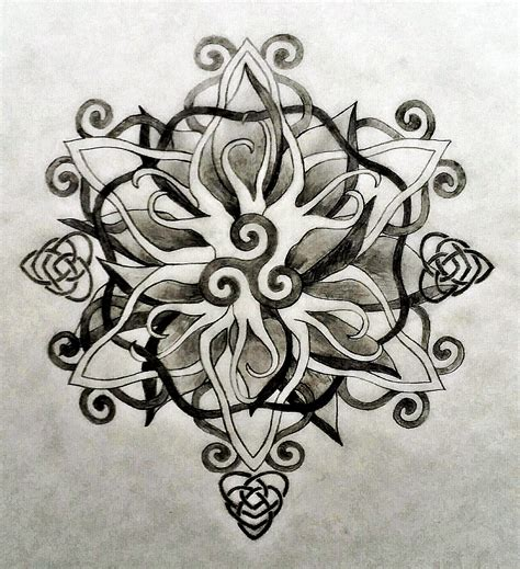 celtic flower tattoo designs lotus symbolism tania s