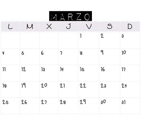 K Es El Calendario Creative Mindly Calendarios Gratis Para Tu O Para Lo