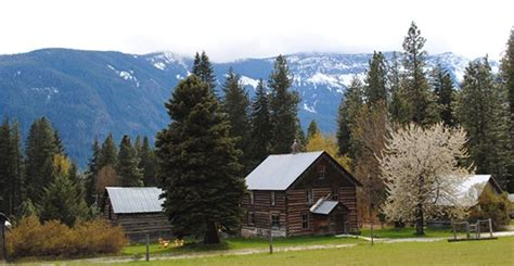 Lake Wenatchee Cabins by Historic Homestead The Brown Family Farm Vrbo